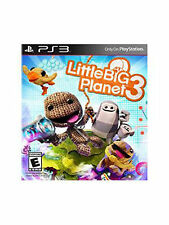 LittleBigPlanet 3 GAME Sony PlayStation 3 PS PS3 LITTLE BIG PLANET LBP LBP3