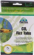 Jungle Laboratories Co2 Fizz Tabs 16 Tablet Package For Aquarium Plants Lot of 2