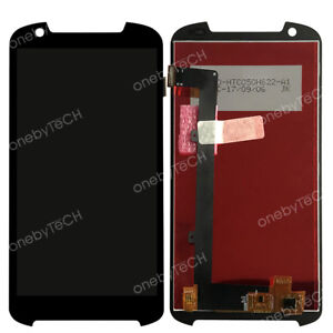 5 in Telstra Tough Max 2 LTE ZTE T85 Black IPS LCD Display Touch Screen Assembly