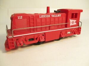 O Gauge Marx 112 Lehigh Valley Diesel Switcher DC Motor X7546