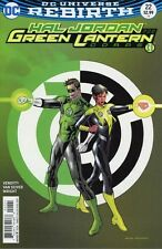 Hal Jordan And The Green Lantern Corps #22 Kevin Nowlan Variant DC Comics 2017