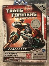 Perceptor Transformers G1 Universe Commemorative Series TRU Exclusive MISB