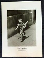 Le Petit Parisien, 1952 by Willy Ronis (50cm x 70cm)