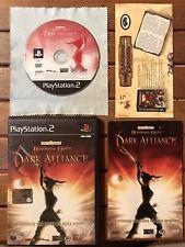 Baldur's Gate Dark Alliance Ps2 Pal Ita Rare Sony Retrogame Ps2