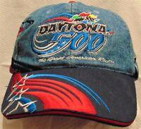 DAYTONA 500 official Nascar Commemorative Race Hat