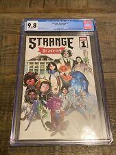 STRANGE ACADEMY #1 1st PRINT CGC 9.8 KEY Many 1st Appearances MARVEL Dr Strange