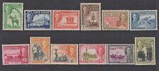 GOLD COAST . 1948 Set of 12.  MNH SG  135-146