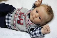 Marcus by AK Kitagawa Reborn Baby Vinyl Doll Kit SOLE unpainted