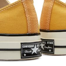 Converse Chuck Taylor All Star Low 1970s Sunflower Yellow FS 151229C 162063C