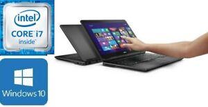 Dell Latitude E7250 i7@2.60GHz  8G 16G Ram 128G 256G 512G 1T SSD Touch Win 10