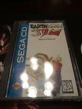 Earthworm Jim: Special Edition Cib (Sega Cd, 1995)