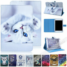 "For Samsung Galaxy Tab 2/3/4 7.0"" 10.1"" Tablet Universal Case Cover New Pattern"