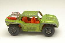 Matchbox Lesney 1971 Baja Buggy Serie Numero 13 Verde Metallizzato