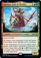 Klothys, God of Destiny x1 Magic the Gathering 1x Theros Beyond Death mtg card