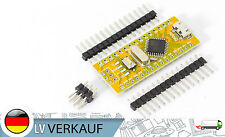 Nano V3.0 Mikrocontroller gelb mit ATmega328 16M CH340G board für Arduino, DIY