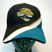 Vintage 90's Jacksonville Jaguars Hat NFL Reebok Strapback NEW NOS