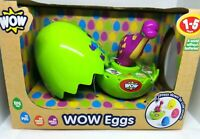 Pre School Toddler Toy - Wow Eggs