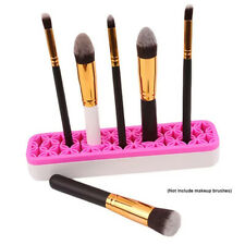 Cosmetic Organizer Makeup Brush Holder Base Stand Case For Lip Gloss Lipstick