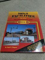 SANTA FE FACILITIES IN COLOR VOL 1 CHI-LA AT&SF TRANSCON MORNING SUN BOOKS MSB