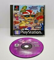 Rocket Power: Team Rocket Rescue Game for Sony PlayStation PS1 PAL TESTED