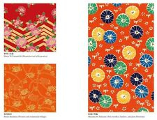 CHIYOGAMI Paper 200 pattern Edo era Pics Book