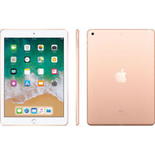 Apple iPad 6th Generation 32GB, Wi-Fi, 9.7in - Gold Tablet