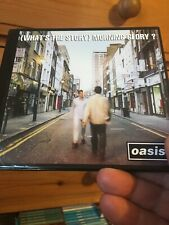 Oasis.(Whats The Story Morning Glory?) 3 X CD,DELUXE CD DIGIPAK!!
