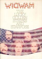 WIGWAM the lucky golden stripes and starpose HOLLAND 1976 EX LP VIRGIN
