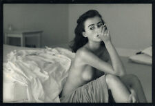 Photo Jean François Jonvelle Tirage Original Modèle Vers 1990