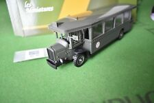 collection  solido militaire made in france BUS PARISIEN ref 62 @@@