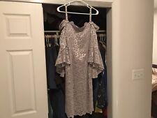 R&M Richards Formal Wear Knee Length Dress/Size 14