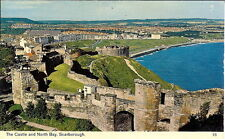 Yorkshire: The Castle and North Bay, Scarborough - Posted 1972