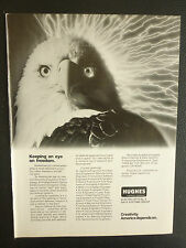 6/1985 PUB HUGHES AIRCRAFT ELECTRO-OPTICAL DATA SYSTEMS GROUP EAGLE AVIATION AD
