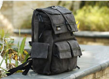 National Men's Geographic Walk a bout  Camera Bag Backpack Outdoor Packbags New