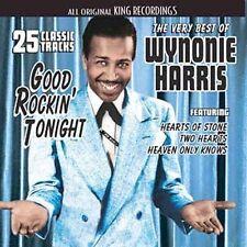 NEW Very Best of Wynonie Harris: Good Rockin Tonight (Audio CD)