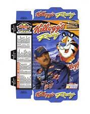 Terry Labonte-signed mini Kellogg's racing box -9 - COA