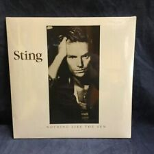STING - NOTHING LIKE THE SUN - VINYL - NEW