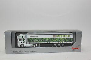 Herpa 942898 Scania R 13 TL GaPl-Sz Andreas Schubert Transporte 1:87 H0 NEU  OVP