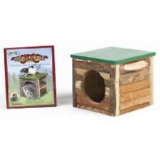 Superpet Link&lodge House Small 7x7x6.2""