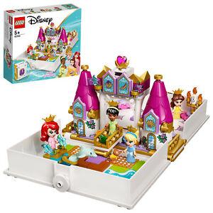 43193 LEGO Disney Princess Ariel, Belle, Cinderella and Tiana's Storybook Advent