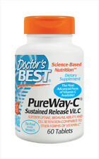12-Hour Vitamin C with Pure Way-C - 500 mg - 60 Tablets - Doctors Best