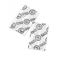 Nasenpolster Nasenpads Brillenpad Silikon selbstklebend 2 Paar 15mm