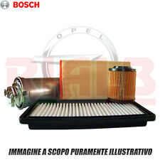 Kit 3 Filtri Bosch - Opel Astra J Sports Tourer 1.4 Turbo 103 kw Motore: A14NET