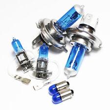 Vauxhall Cavalier MK2 55w ICE Blue Xenon HID High/Low/Fog/Side Headlight Bulbs