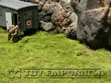 "**** Build-a-Rama 1:32 Deluxe ""Pasture"" Battlefield Table Mat  (24""x12"") ****"