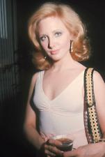 Morgan Fairchild 1970s - Stunning Beautiful - Rare Photo - 35mm Color Slide
