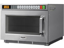 Panasonic NE-17723 1700 Watt Commercial Microwave Oven 3-Stage Cooking