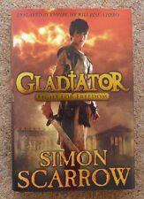 Gladiator-Fight For Freedom-Simon Scarrow HB/DJ  1st/1st  Fine