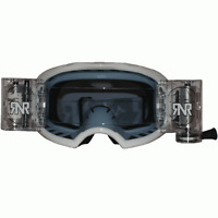 RIP N ROLL replacement roll off canister set Green motocross goggles Large Pin