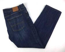 Lucky Brand Jeans 221 Original Straight Classic Dark Blue Mens W40 L31